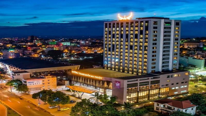 Review Khách sạn Mường Thanh Luxury Buôn Ma Thuột
