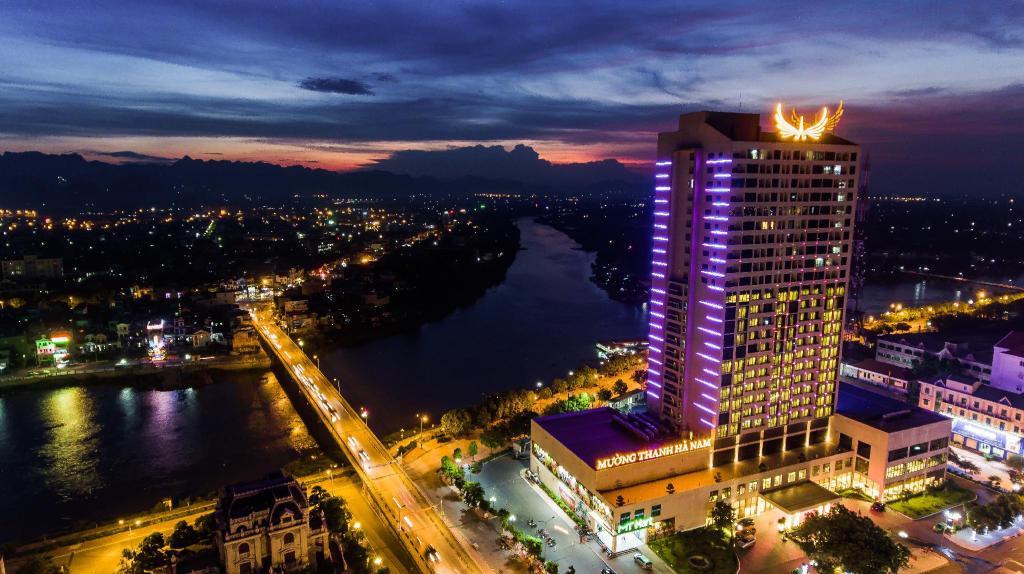 Trải nghiệm Khách sạn Mường Thanh Luxury Hà Nam