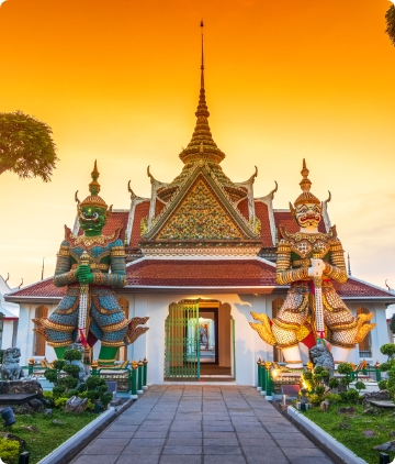 Đi Bangkok